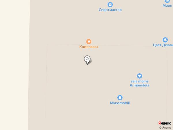 BOGACHO на карте Реутова