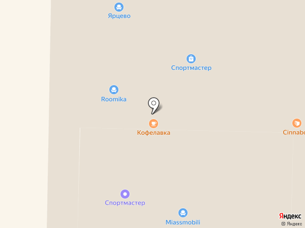 OrthoSleep на карте Реутова