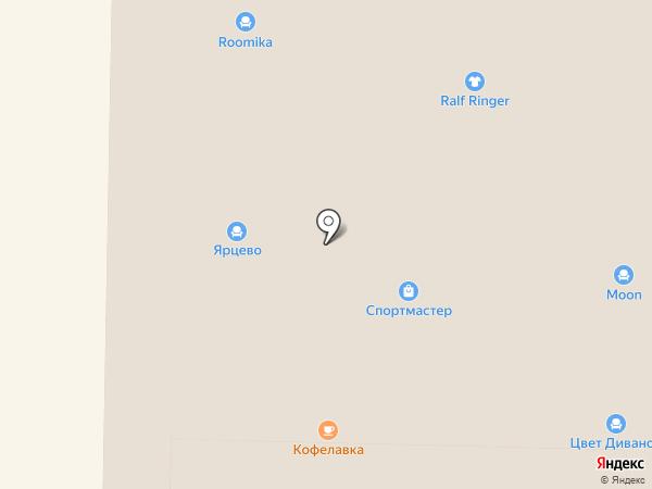 INFINITI на карте Реутова