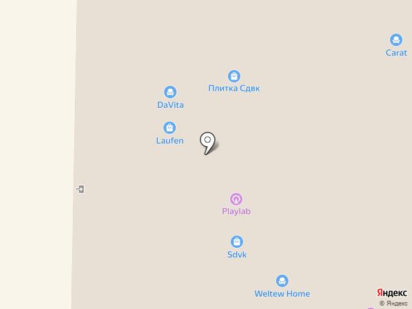 Кухни Премьер на карте Реутова