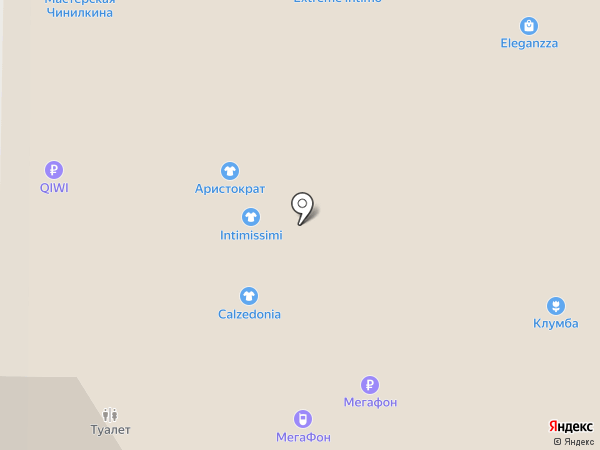 Mile на карте Реутова
