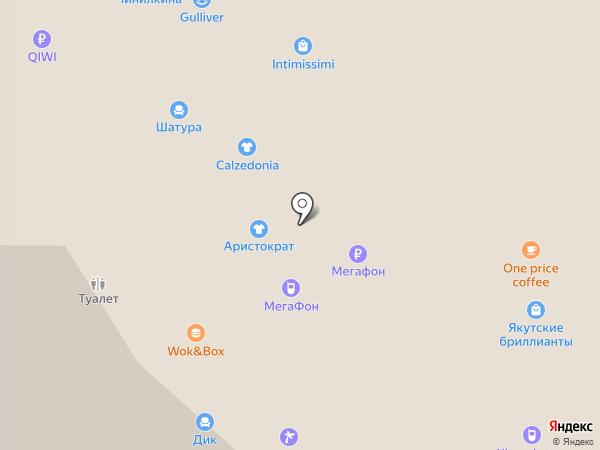 Wok & Box на карте Реутова