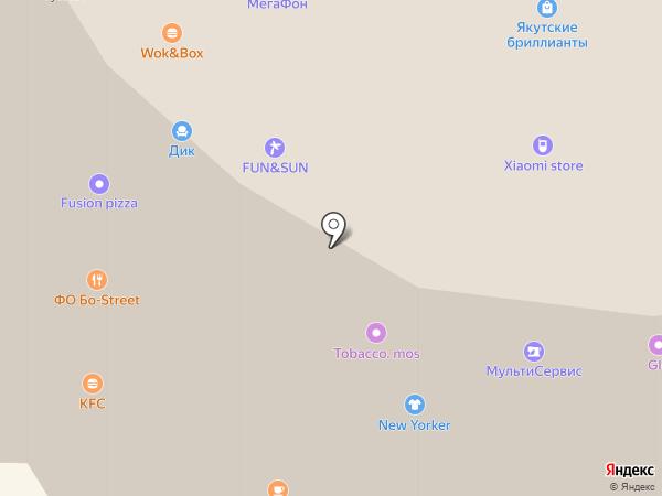 Свет в доме на карте Реутова