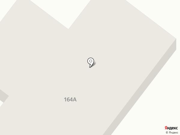 Бурстрой на карте Балашихи