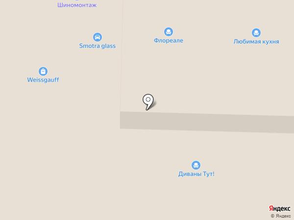 Salvador на карте Реутова