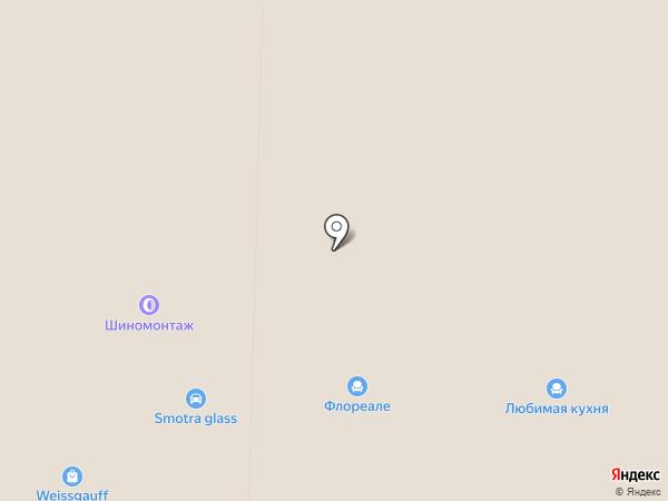 Hitmebel на карте Реутова