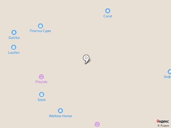 BERKONTY на карте Реутова