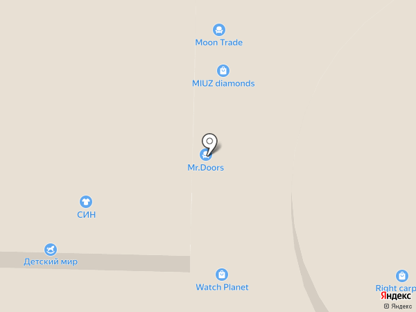 Mr.Doors на карте Реутова