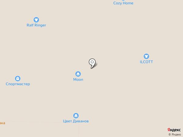 Rival на карте Реутова