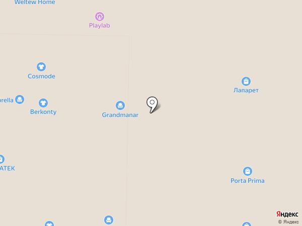 Matadoors на карте Реутова