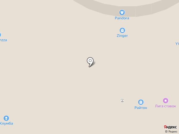 Банкомат, Сбербанк, ПАО на карте Реутова