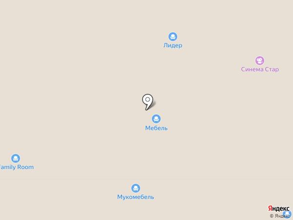 DyDo на карте Реутова