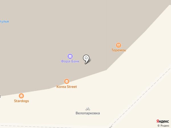 Шашлычная на карте Реутова