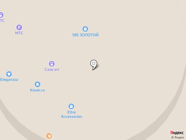 Zinger на карте Реутова