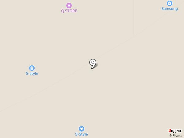 Wmotion на карте Москвы
