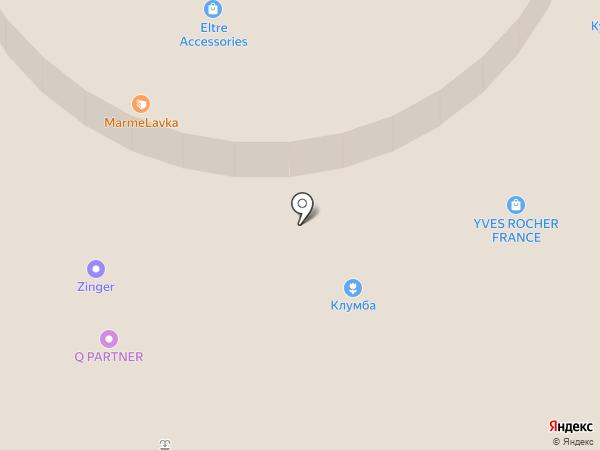 Магазин подарочной упаковки на карте Реутова