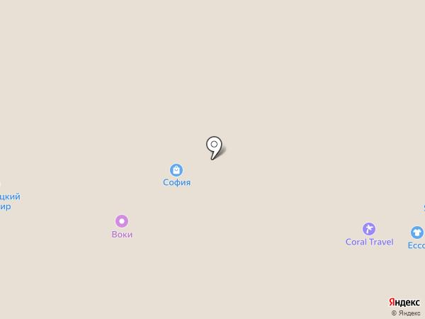 VIVIE на карте Реутова