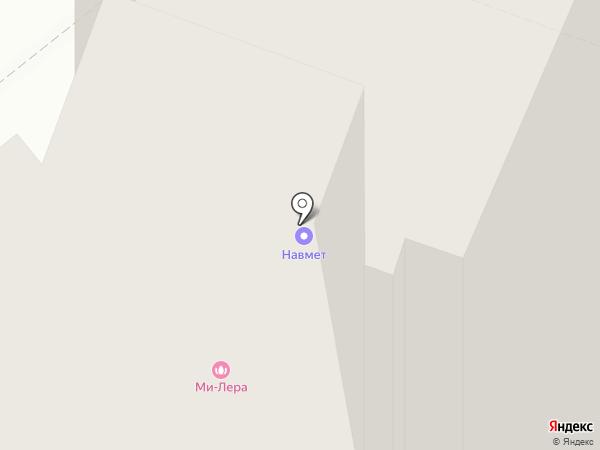Элит на карте Балашихи