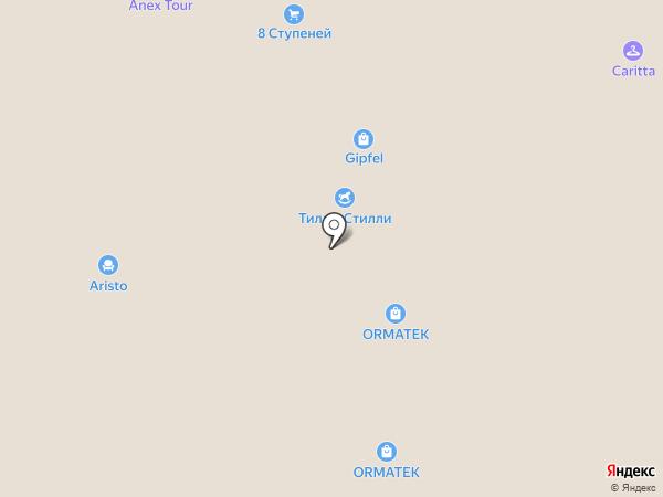 Climona на карте Реутова