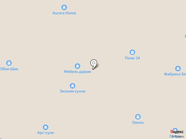 АКБ Фора-банк на карте Реутова