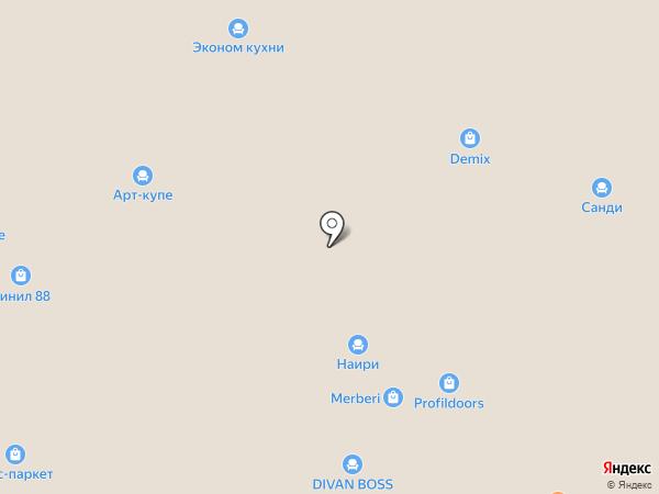 Profil Doors на карте Реутова