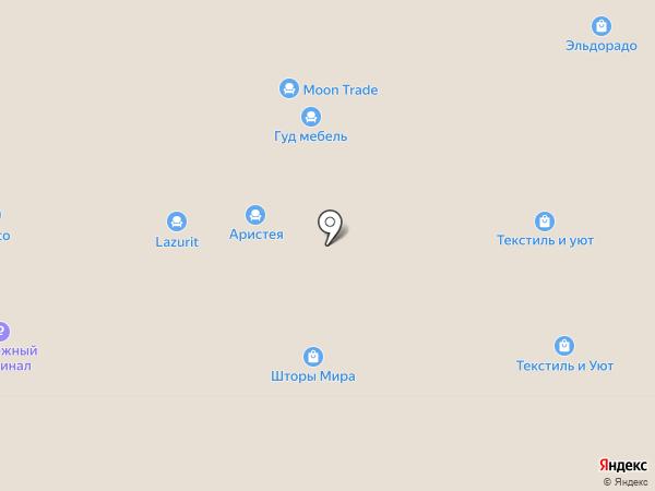 Design my life на карте Реутова