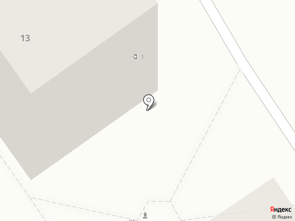 Аврора на карте Дзержинского