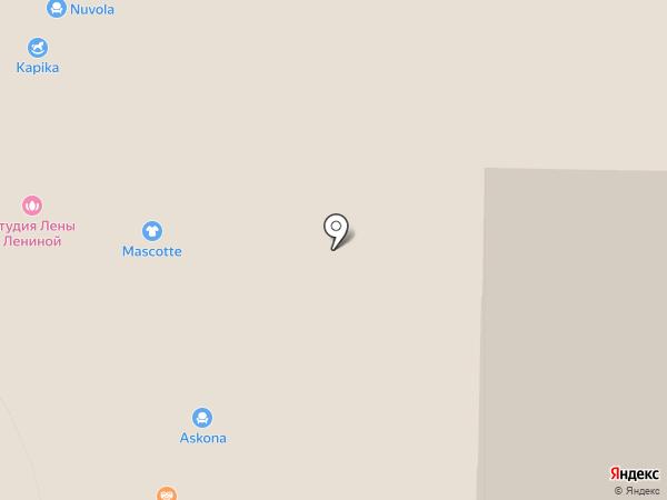 Stylogie на карте Реутова