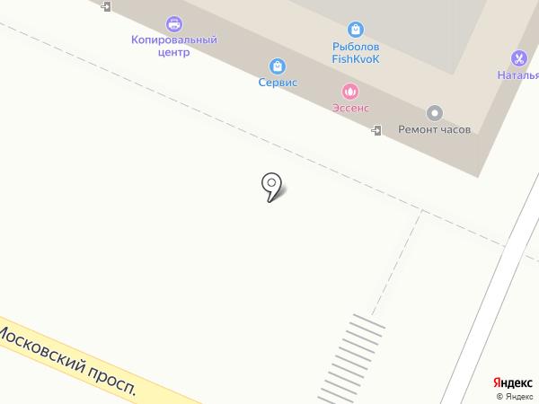 Gateservice на карте Пушкино