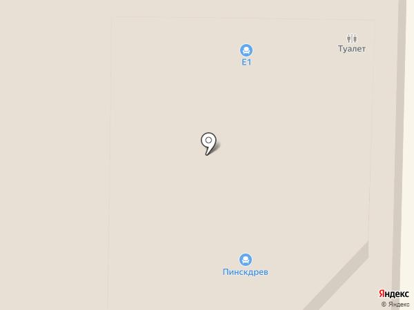 Е1 на карте Реутова