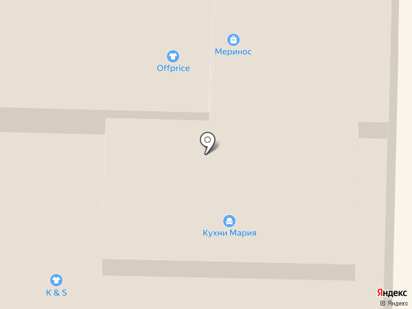 Любимый Дом на карте Реутова