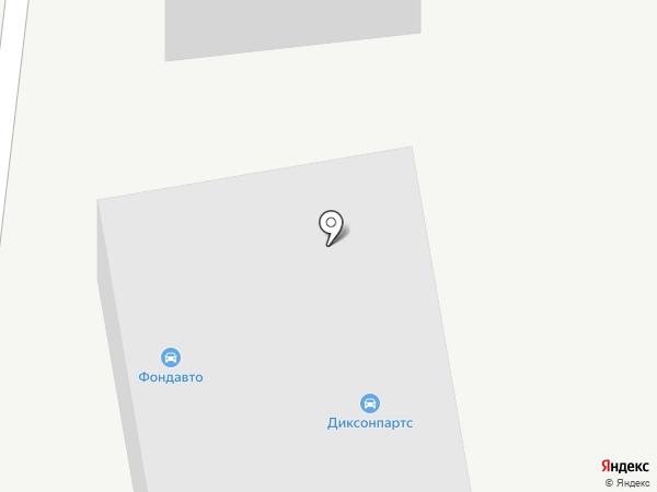 У фиалки на карте Котельников