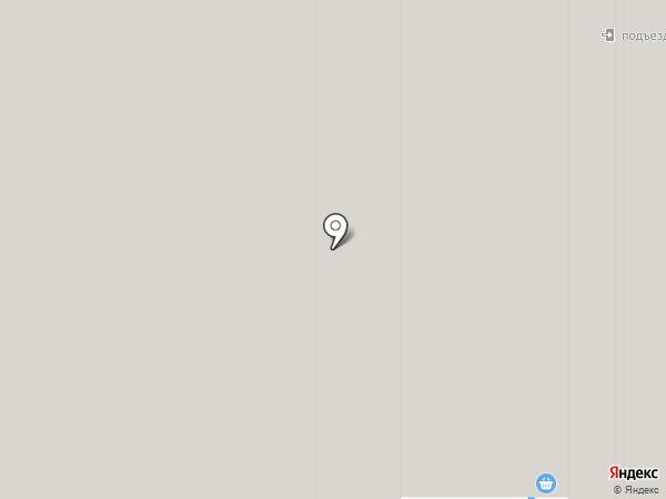 Мини-маркет на карте Балашихи
