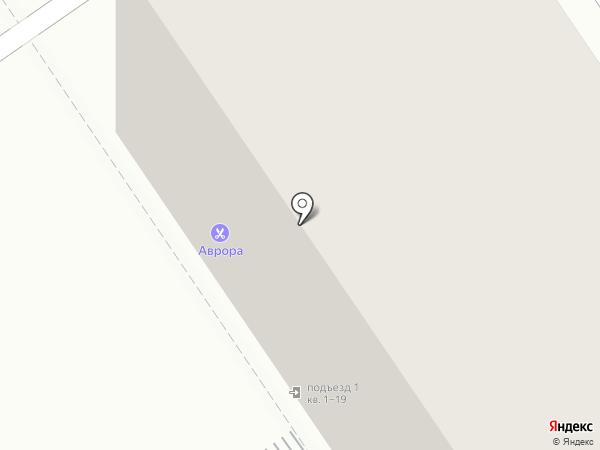 Сонечка на карте Дзержинского