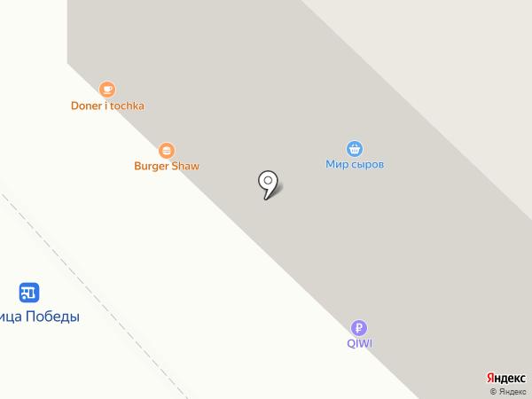 Бали-77 на карте Реутова