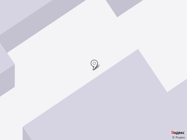 Детский сад №9 на карте Дзержинского