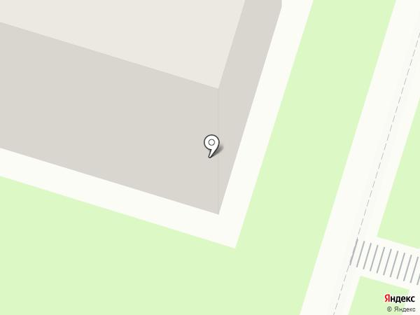 Гранд Сити на карте Пушкино