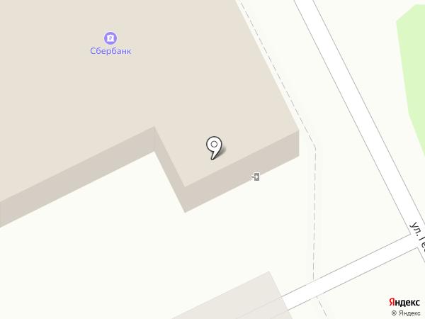 Сбербанк, ПАО на карте Домодедово