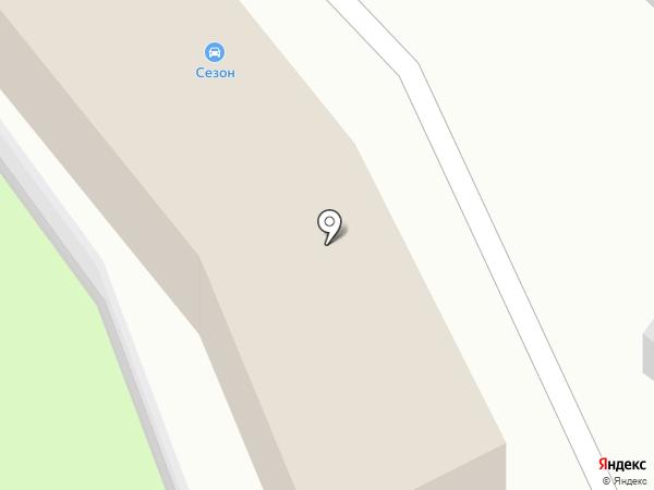 АвтоСтолица на карте Реутова