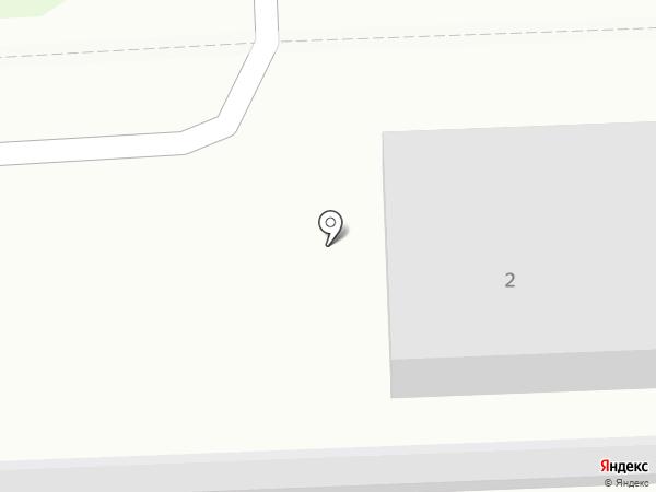 Пункт технического осмотра на карте Королёва