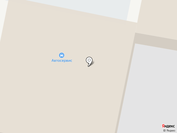 Центр автостекла на карте Пушкино