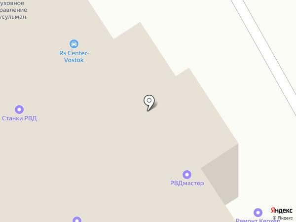Магазин автоинструментов на карте Реутова