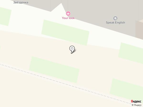 Галилео на карте Пушкино