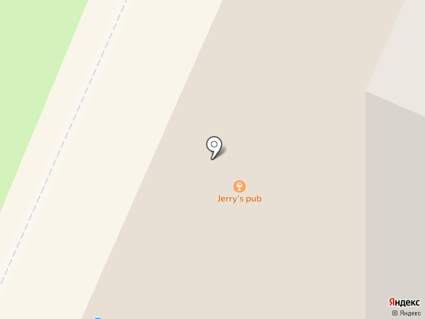 Jerry`s Pub на карте Пушкино