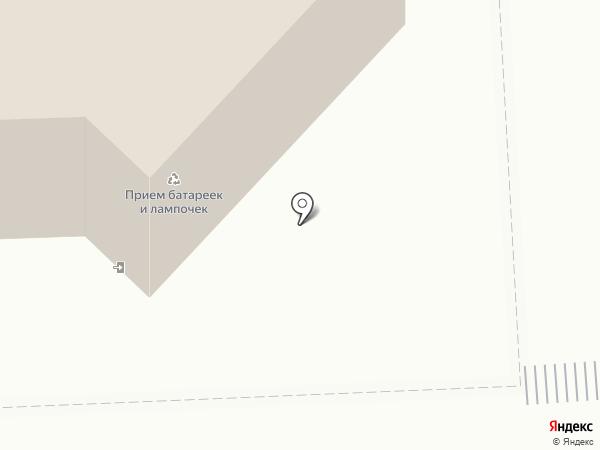 Золотой жасмин на карте Королёва
