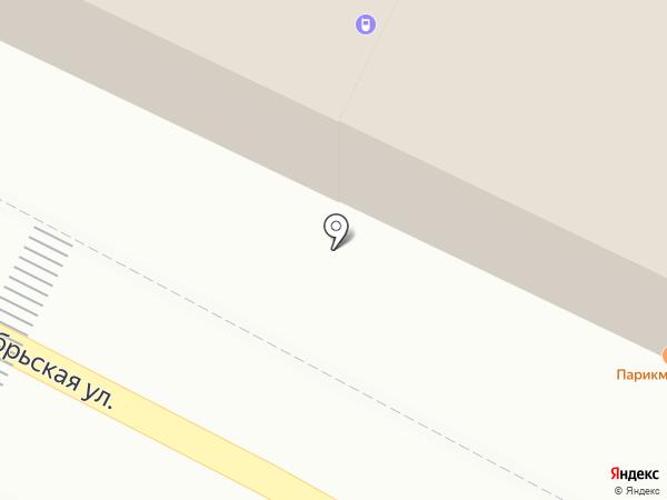 Все для рукоделия на карте Пушкино