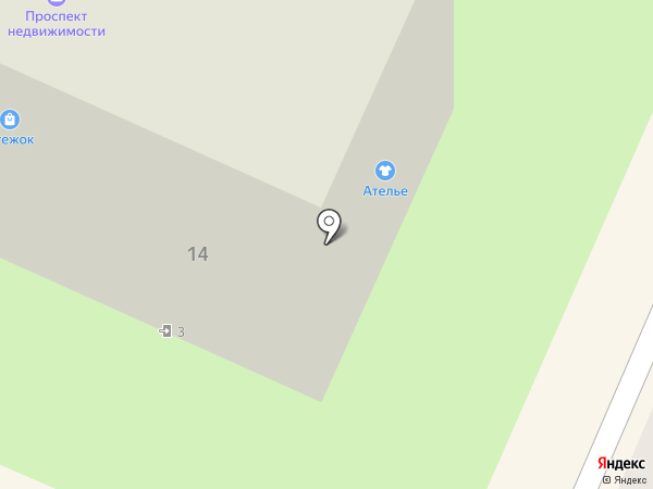 Mobiclinic на карте Пушкино