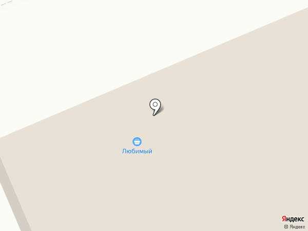 Магазин канцелярских товаров и детских игрушек на ул. Орджоникидзе на карте Ясиноватой