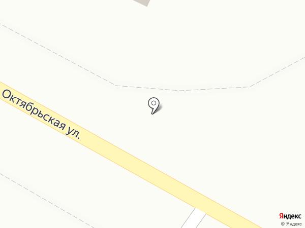Киоск фастфудной продукции на карте Пушкино