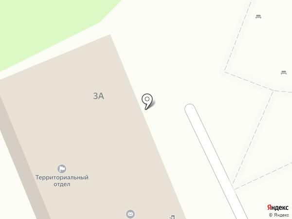 Герд на карте Домодедово